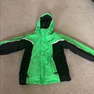 Boys Large snow jacket